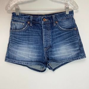 Lucky Brand Becy A-Line Vintage Shorts